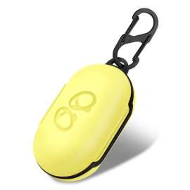 Galaxy Buds 2019 Full Body Protections Silicon Case - Yellow