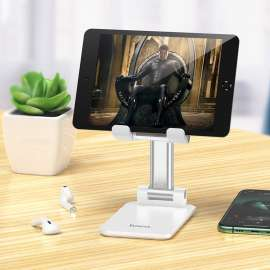 Hoco Desktop Stand Phone holder folding Stand PH29A - Silver