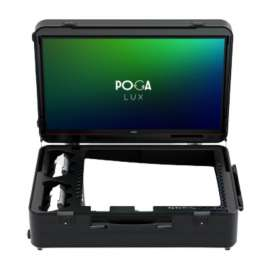 Poga Lux PS5 Gaming Monitor - Black