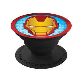 PopSockets PopGrip – Iron Man (Gloss)