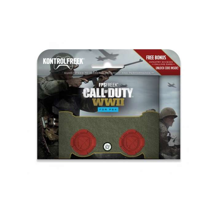 FPS Kontrol Freek Call of Duty WWII