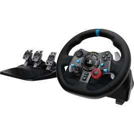 LOGITECH G29 Driving Force for PS4 & PS3