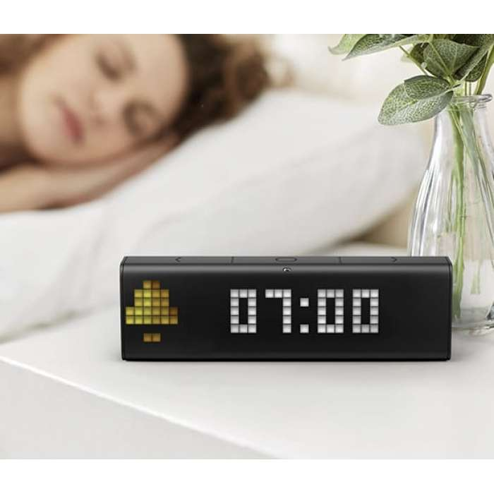 Lametric Time Smart LED Wi-Fi Clock for Home