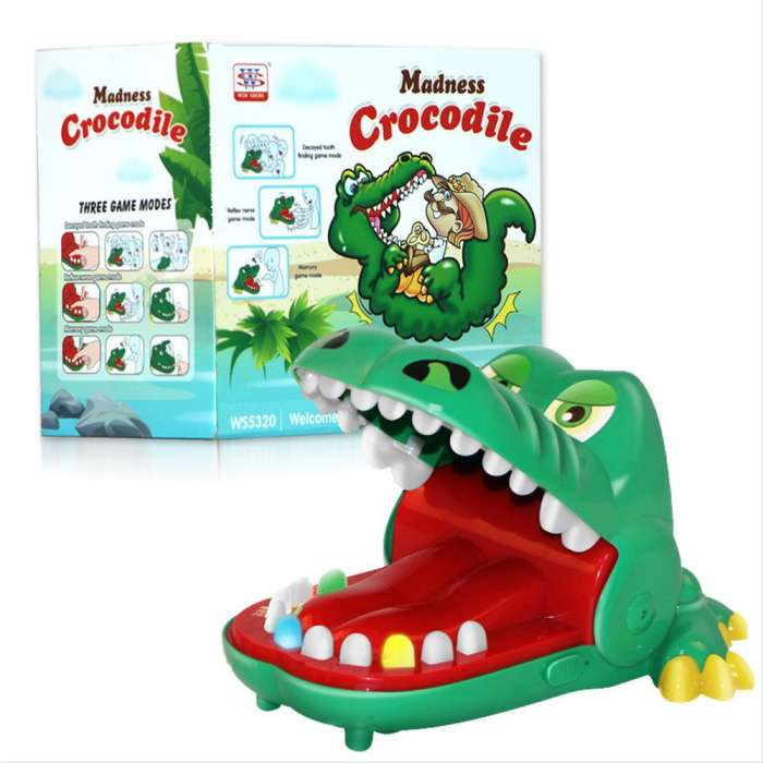 Madness Crocodile - Crocodile Dentist (Big)