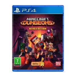 Minecraft Dungeons Hero Edition - PS4