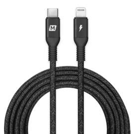 Momax Elite Link Lightning to USB-C Cable (3M) (DL50D)