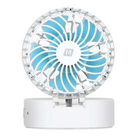 Momax iFan 2 Portable Fan with Mirror (IF2W) - White