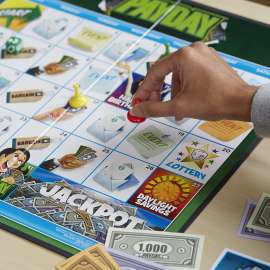 Hasbro Monopoly Payday Game