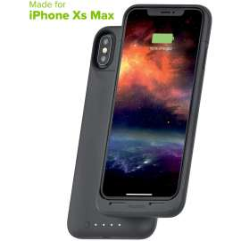 Mophie Juice Pack Air  Wireless Charging Protective Battery Pack IPH X - Black
