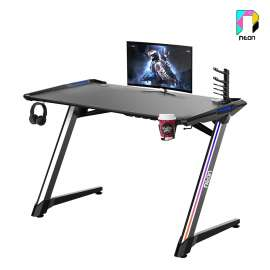 Neon E-sport Carbon Fibre Gaming Desk