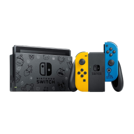 Nintendo Switch Fortnite Special Edition Console Without Code