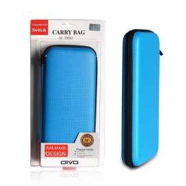Nintendo Switch OTVO Travel Hard Case - Blue