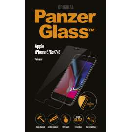 Panzer Privacy Glass Screen Protector for iPhone 6/6s/7/8