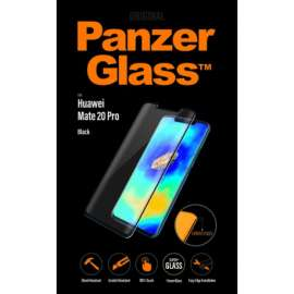 PanzerGlass Curved Edges Screen Guard For Huawei Mate 20 Pro - Black