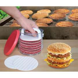 Pattie Caddy Hamburger Paddy Maker