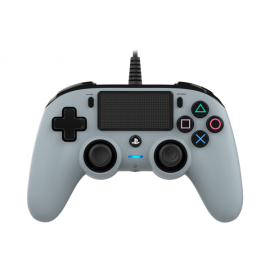 NACON Compact Wired Controller for PlayStation 4 - Grey