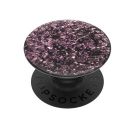 PopSockets PopGrip - Swappable Foil Confetti (Lilac)