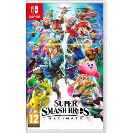 Super Smash Bros Ultimate -Nintendo Switch
