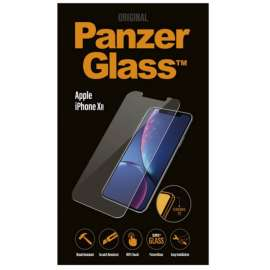PanzerGlass Clear Glass for iPhone 11 / XR (6.1)