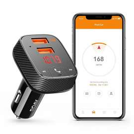 Anker Roav SmartCharge Car Kit F2 Black