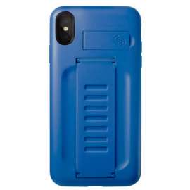 Grip2ü BOOST with Kickstand iPhone Xs Max - Blue