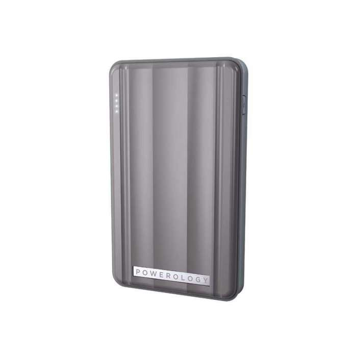 Powerology PD Power Bank 6000mah 18w-Gray