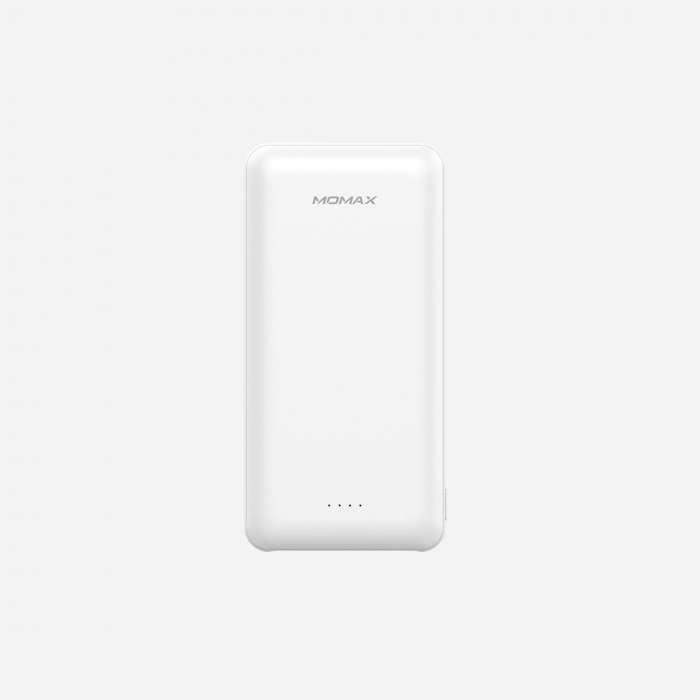 Momax iPower Minimal PD3 External Battery Pack 20000mAH - White (VPD0034)