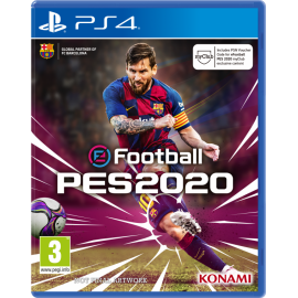 eFootball PES 2020 - PS4 -R2 ( English)