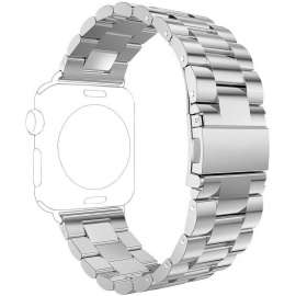 Apple Watch  Stainless Steel Strap - Silver