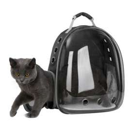 Transparent Portable Space Capsule Cat & Pets Backpack