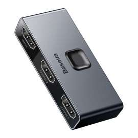 BASEUS Matrix HDMI Splitter - Dark Grey