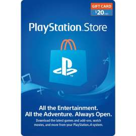 Sony Playstation Card $20 - US (Digital Code)