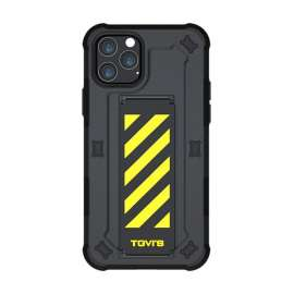 TGVIS Pursuit Series Case For iPhone 11 Pro Max - Black