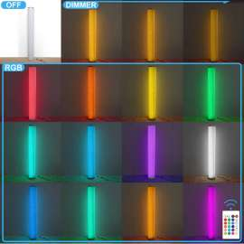 Tube Light RGB Ambient LED Lamp - 100cm