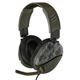Turtle Beach Ear Force Recon 70 Multiplatform Gaming Headset - Green Camo
