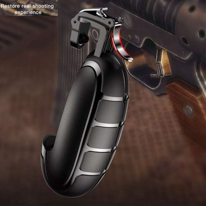 BASEUS PUBG Grenade Gamepad For Knives Game Controller Trigger For Smartphones