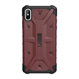UAG Pathfinder Case for iPhone XS Max (6.5) - Carmine Red