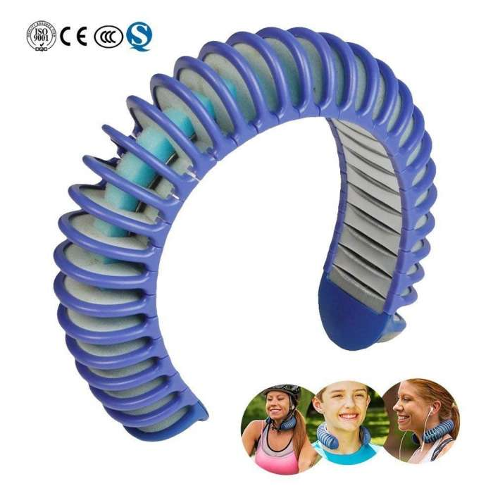 uCool Neck Air Cooler Band