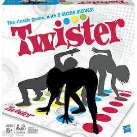 Twister The Classic Game