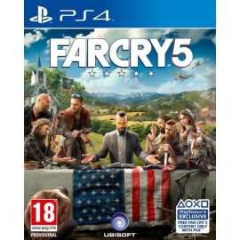 Farcry 5 PlayStation 4 - R2