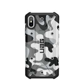 UAG Pathfinder Case for iPhone X - white/camo