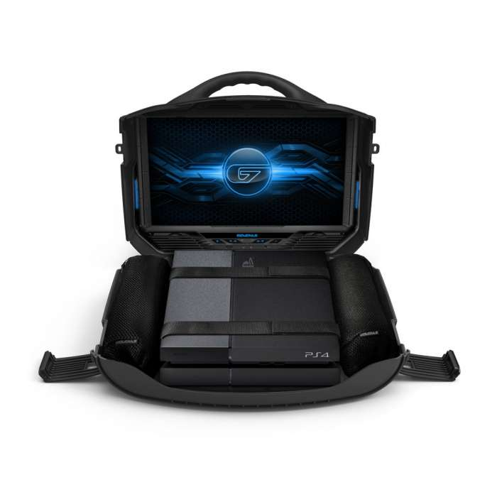 Gaems Black Edition: 19 inch Personal Gaming Hd Display For Xbox And Ps3/Ps4