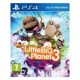 Little Big Planet 3 - R2 - PS4