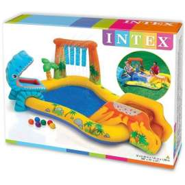 Intex Dinosaur Play Center, Multi - 57444