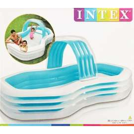 Intex Family Cabana Swim Center Pool 57198
