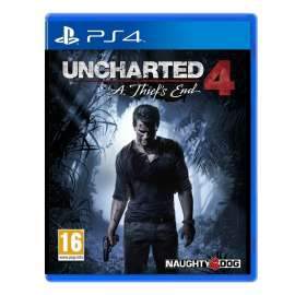 PS4 Uncharted 4: A Thief's End - R2 Arabic