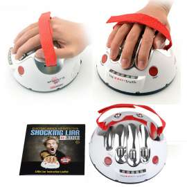 Electric Shock Lie Detector