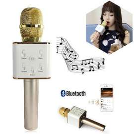 TUXUN KAROKE BIG BLUETOOTH WIRELESS MICROPHONE