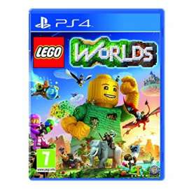 LEGO Worlds - R2 - PS4