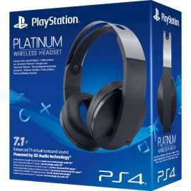 Sony PlayStation 4 Platinum Wireless Headset Games